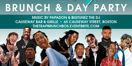 The Trap Brunch & Day Party