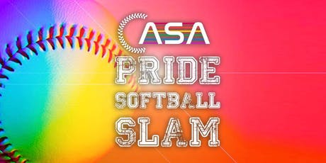 2019 CASA Pride Softball Slam tickets