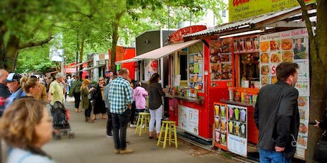 Bring Back Alder Street Food Cart Pods tickets