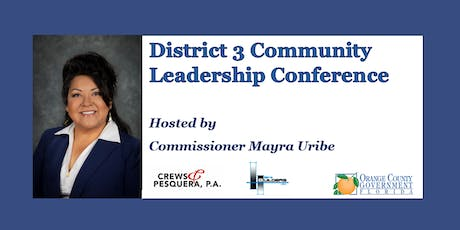 District 3 Community Leadership Conference tickets