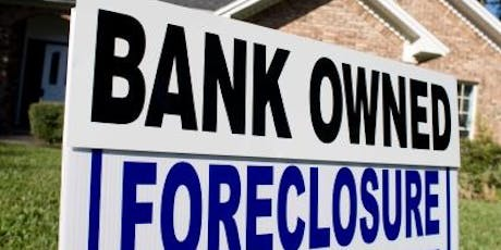 What You Need To Know: Foreclosure Sales tickets