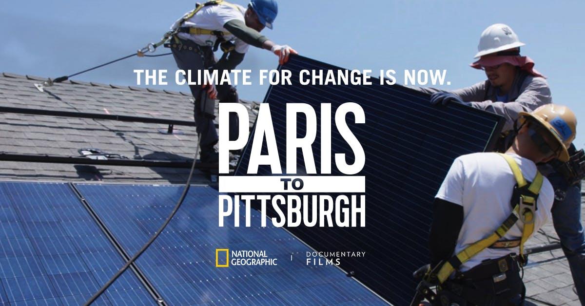 Paris to Pittsburgh - Free Film Screening
