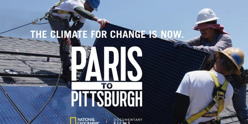 Paris to Pittsburgh - Free Film Screening