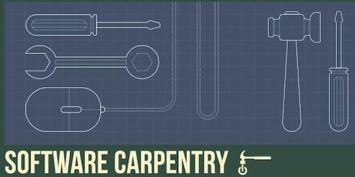 UNT Software Carpentry (Python) - September 03-04, 2019