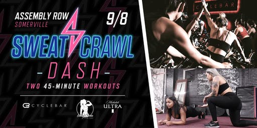 Sweat Crawl DASH - Assembly Row - September 8