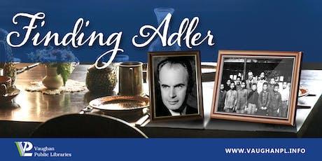 Finding Adler tickets