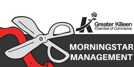 Ribbon Cutting: Morningstar Management