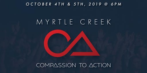 Compassion To Action: Myrtle Creek