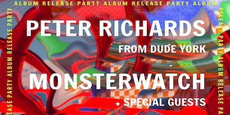 The Mikey-verse Vol.1: First Solo Release from Peter Richards of Dude York tickets