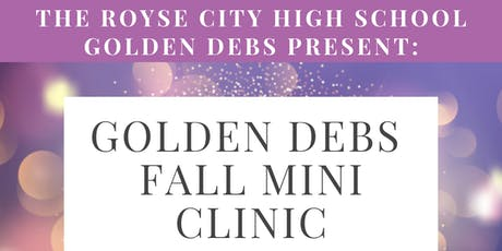 Jr. Debs Mini Clinic 2019 tickets