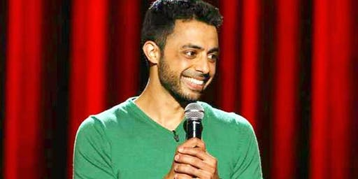 Slice of Comedy headlining Sammy Obeid