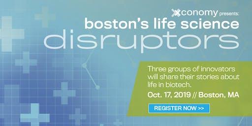 Xconomy Presents: Boston's Life Science Disruptors