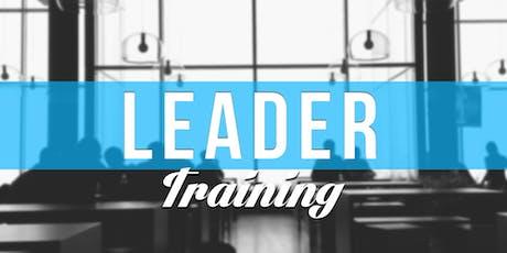 Sabine Parish 4-H Leader Training tickets