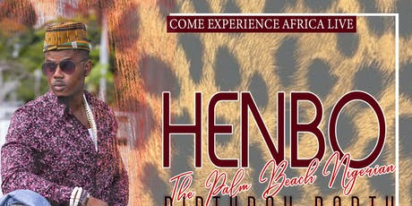 Henbo (African Dinner B-Day Party) tickets