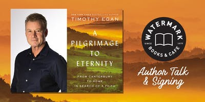 An Evening with Pulitzer Prize-Winning Reporter Timothy Egan