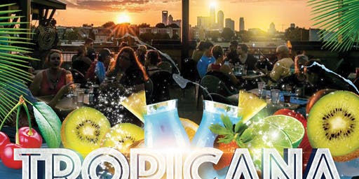 Tropicana Sundays - Rooftop Brunch Party