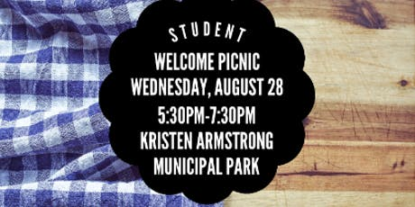 Student Welcome Picnic tickets