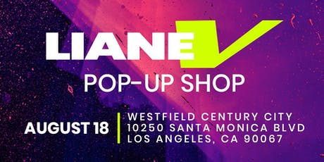 LIANE V POP-UP SHOP tickets