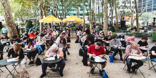 Bryant Park Coffee & Crosswords Tournament