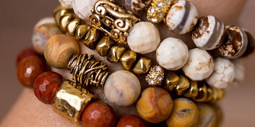 Make 'n Take Diffuser Bracelets