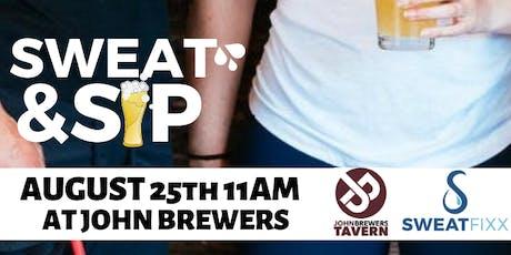 John Brewers Tavern with Sweat Fixx tickets