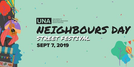 UNA Neighbours Day 2019 tickets