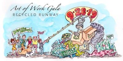 Art of Work Recycled Runway Gala