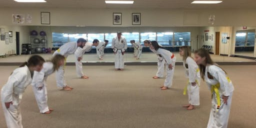 Introduction to Traditional Goju Ryu Karate - Children & Families