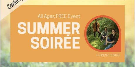 Creative Colloquy Summer Soiree tickets