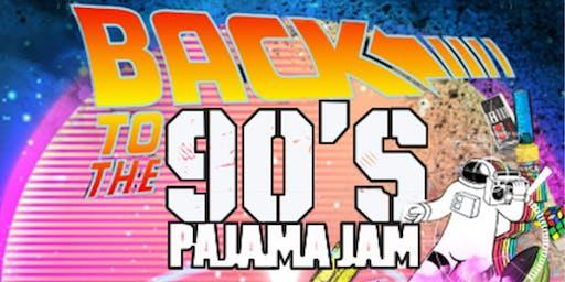 "The Guru of Abs  ""Back to the 90's"" Pajama Jam"