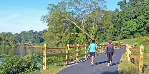 Multiple Dates - Fall Trail Counts @ Hopewell City Park