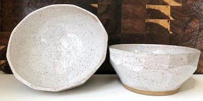 Intermediate Ceramics Pottery Class