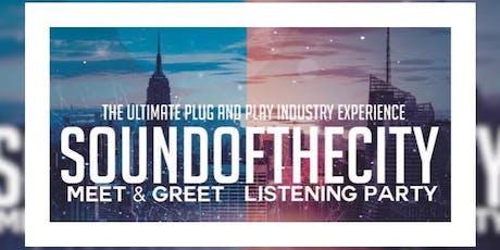 #SOUNDoftheCITY VIP #PLUGandPLAY POP-UP PARTY #A3CFestival #ATLHIPHOP WKEND 10/13/19 tickets