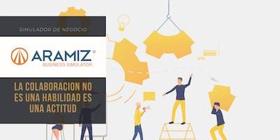 Simulador de Negocios y Colaboración Aramiz. Taller Gratuito.
