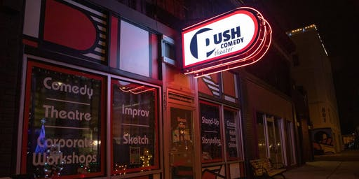 Veterans Comedy Show @ Push Comedy Theater