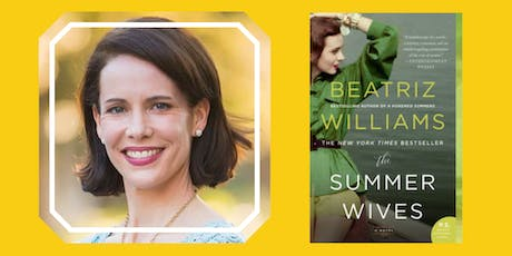 Celebrity Author Luncheon with Beatriz Williams tickets