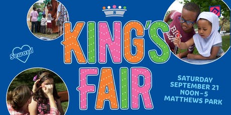 King's Fair-Exhibitor Registration tickets