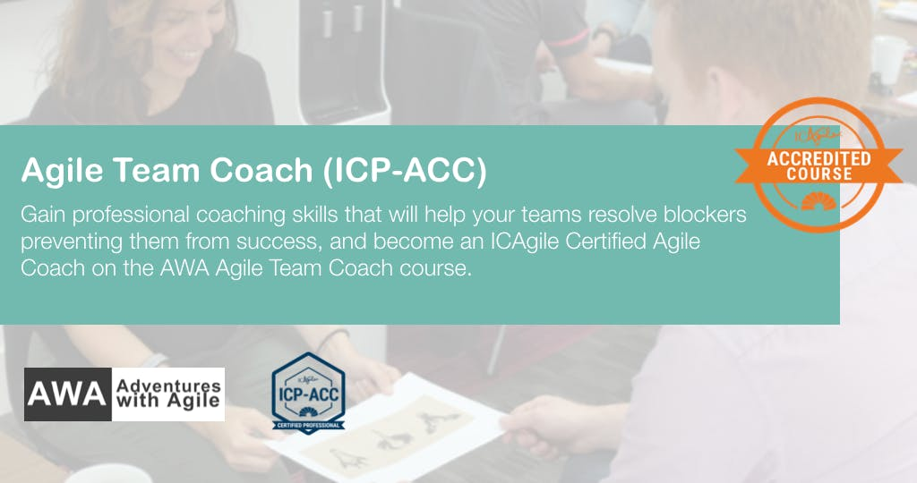 Agile Team Coach (ICP-ACC) | Berlin - October