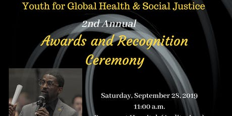 Youth for Global Health Awards and Recognition  tickets