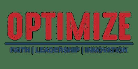 Optimize Coaching Group Spring 2020- Kidmin 101 tickets