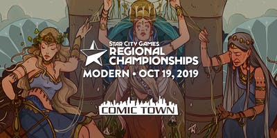 SCG Regional Championships – Columbus, OH - October 19, 2019