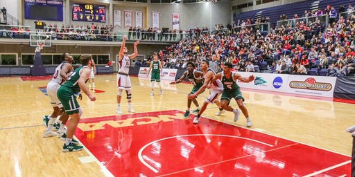SFU MEN'S BASKETBALL vs. Central Washington University