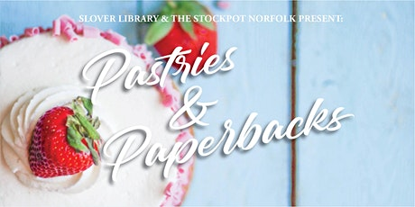 Pastries & Paperback book club on Facebook! tickets