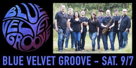 Aurora Borealis Presents: Blue Velvet Groove tickets