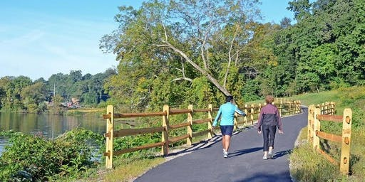 Multiple Dates - Fall Trail Counts @ Appomattox River Regional Park