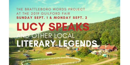 Audio Storytelling and Live Performance at the Guilford Fair