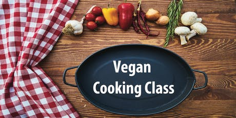 Lighten the Load with Vegan Cooking tickets