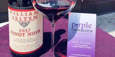 Pinot Noir Smackdown! tickets