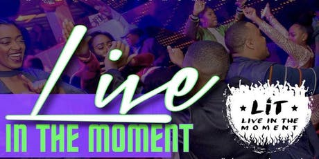 Live in the Moment - Charlotte tickets