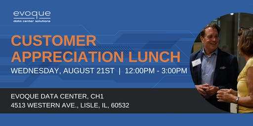 Customer Appreciation Lunch - Lisle